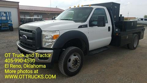 2014 Ford F-550 Chassis for sale in El Reno, OK