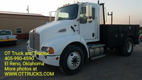 2007 Kenworth T300 Service Utility Truck