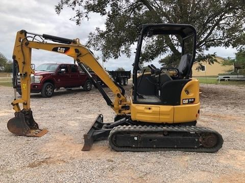 2015 Caterpillar 303.5E2 CR