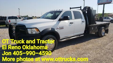 2013 RAM Ram Chassis 5500 for sale in El Reno, OK