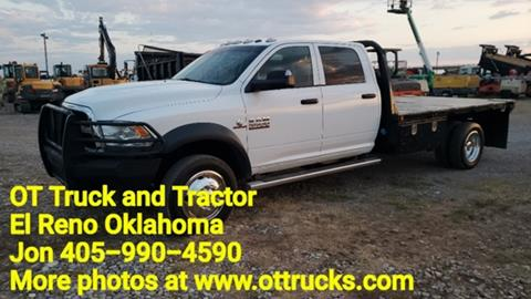 2014 RAM Ram Chassis 5500 for sale in El Reno, OK