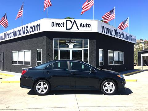 2014 Toyota Camry for sale in D'Iberville, MS