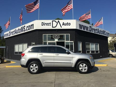 2012 Jeep Grand Cherokee for sale in D'Iberville, MS