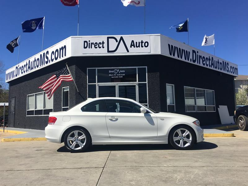 2012 Bmw 1 Series 128i 2dr Coupe In D Iberville Ms