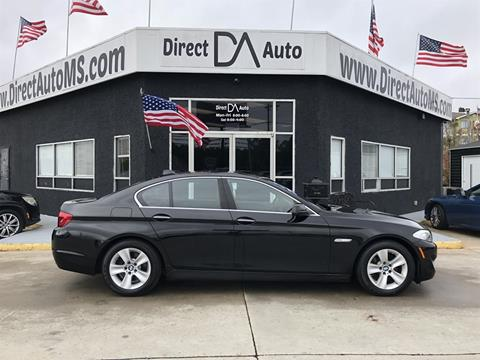 2012 BMW 5 Series for sale in D'Iberville, MS