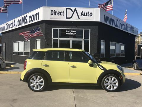2012 MINI Cooper Countryman for sale in D'Iberville, MS