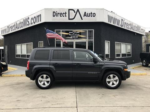 2016 Jeep Patriot for sale in D'Iberville, MS