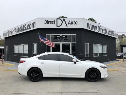 2016 Mazda MAZDA6 for sale in D'Iberville, MS