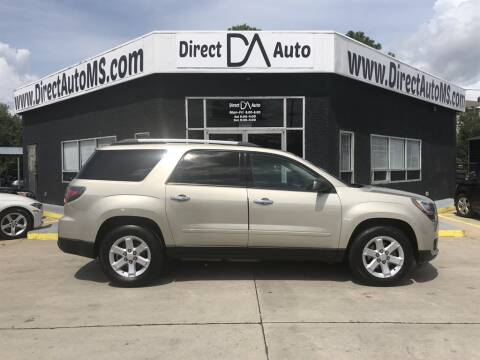 2015 GMC Acadia for sale in D'Iberville, MS