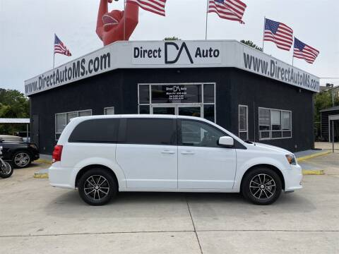 2018 Dodge Grand Caravan for sale at Direct Auto in D'Iberville MS