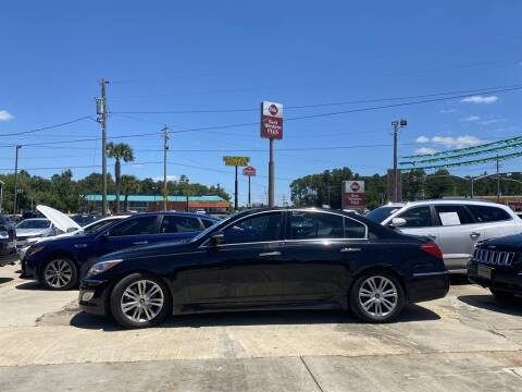 2012 Hyundai Genesis for sale at Direct Auto in D'Iberville MS