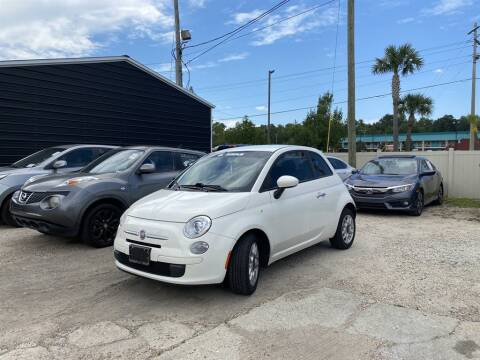 2012 FIAT 500 for sale at Direct Auto in D'Iberville MS