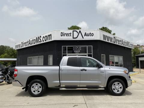 2018 Toyota Tundra for sale at Direct Auto in D'Iberville MS