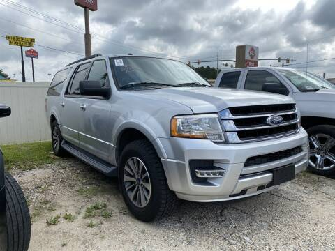 2016 Ford Expedition EL for sale at Direct Auto in D'Iberville MS