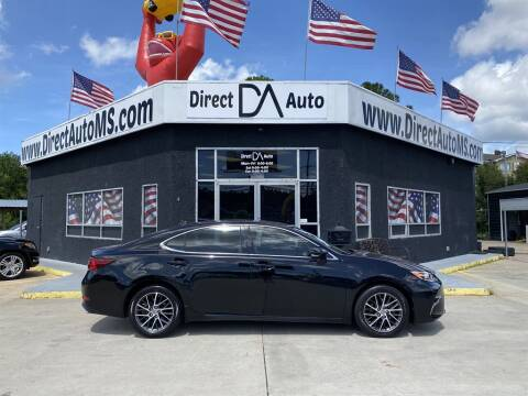 2016 Lexus ES 350 for sale at Direct Auto in D'Iberville MS