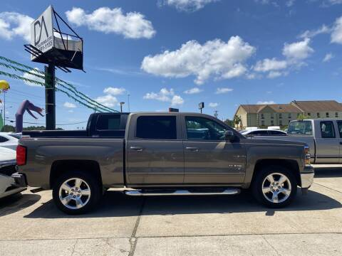 2015 Chevrolet Silverado 1500 for sale at Direct Auto in D'Iberville MS