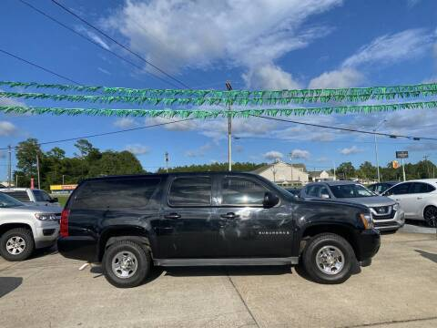 2011 Chevrolet Suburban for sale at Direct Auto in D'Iberville MS