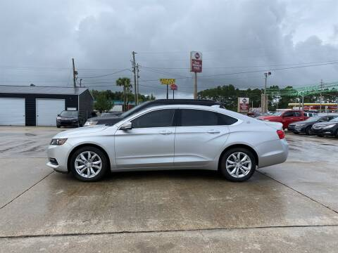 2018 Chevrolet Impala for sale at Direct Auto in D'Iberville MS