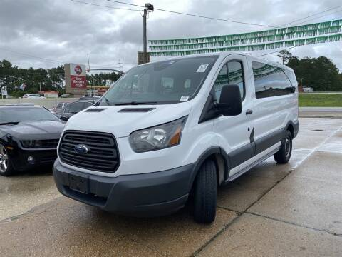 2016 Ford Transit Passenger for sale at Direct Auto in D'Iberville MS