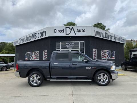 2018 RAM Ram Pickup 1500 for sale at Direct Auto in D'Iberville MS