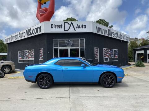 2019 Dodge Challenger for sale at Direct Auto in D'Iberville MS
