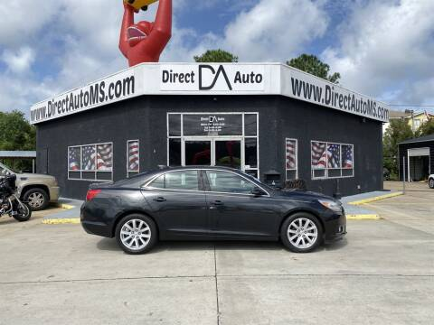 2015 Chevrolet Malibu for sale at Direct Auto in D'Iberville MS