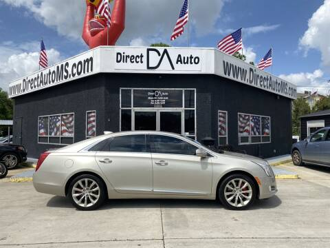 2015 Cadillac XTS for sale at Direct Auto in D'Iberville MS