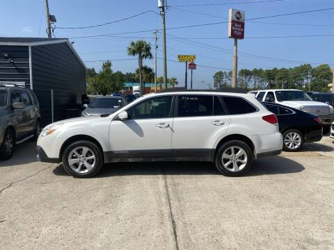 2013 Subaru Outback for sale at Direct Auto in D'Iberville MS