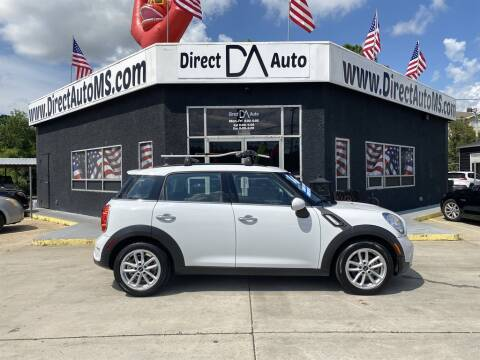 2016 MINI Countryman for sale at Direct Auto in D'Iberville MS