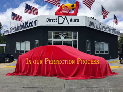 2012 Jeep Wrangler for sale at Direct Auto in D'Iberville MS
