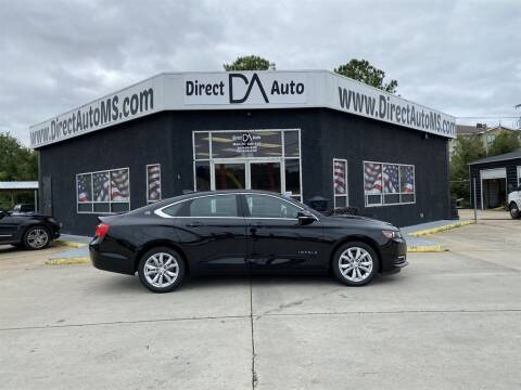2019 Chevrolet Impala for sale at Direct Auto in D'Iberville MS
