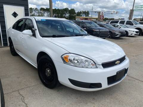 2016 Chevrolet Impala Limited for sale at Direct Auto in D'Iberville MS