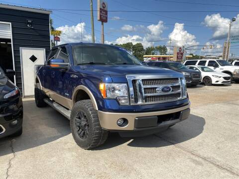 2012 Ford F-150 for sale at Direct Auto in D'Iberville MS