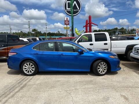 2019 Toyota Camry for sale at Direct Auto in D'Iberville MS