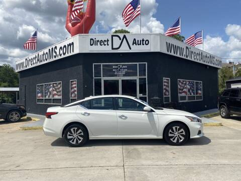 2020 Nissan Altima for sale at Direct Auto in D'Iberville MS