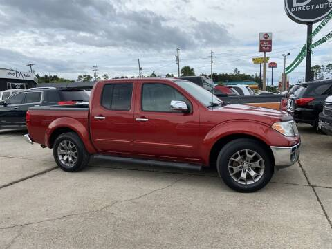2014 Nissan Frontier for sale at Direct Auto in D'Iberville MS