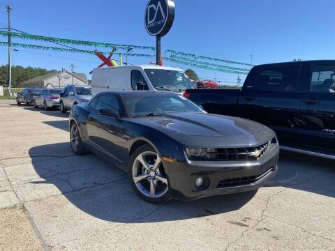 2013 Chevrolet Camaro for sale at Direct Auto in D'Iberville MS
