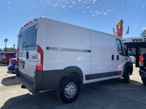 2015 RAM ProMaster Cargo for sale at Direct Auto in D'Iberville MS