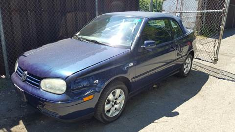 2001 Volkswagen Cabrio for sale in Lawrence, MA