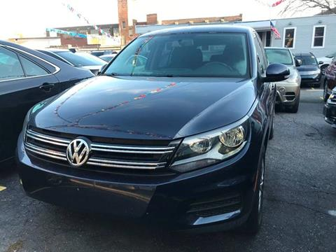2013 Volkswagen Tiguan for sale in Brooklyn, NY