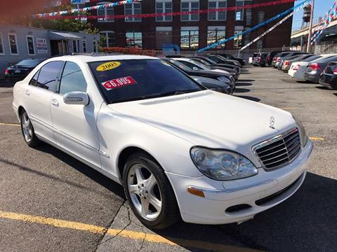 2005 Mercedes-Benz S-Class for sale in Brooklyn, NY