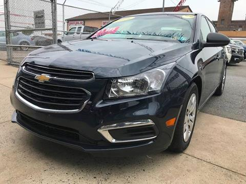2016 Chevrolet Cruze Limited for sale in Brooklyn, NY