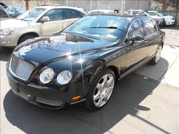 2007 Bentley Continental Flying Spur for sale in Brooklyn, NY