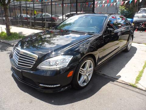 2013 Mercedes-Benz S-Class for sale in Brooklyn, NY