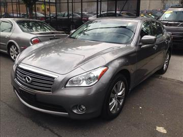 2013 Infiniti M37 for sale in Brooklyn, NY