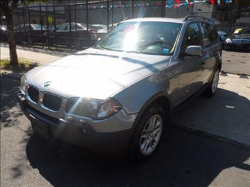 2004 BMW X3 for sale in Brooklyn, NY