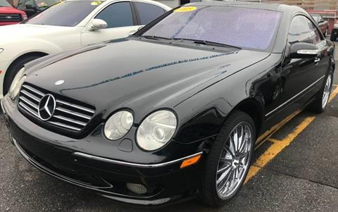 2005 Mercedes-Benz CL-Class for sale in Brooklyn, NY
