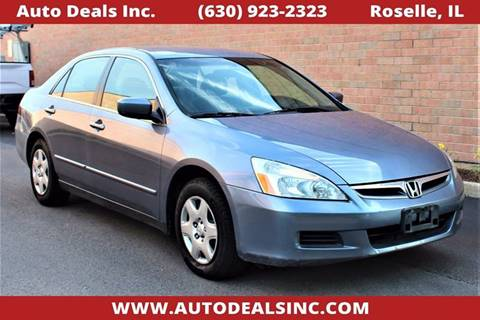 2007 Honda Accord for sale in Roselle, IL