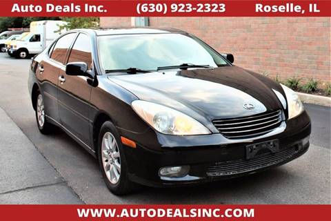 2003 Lexus ES 300 for sale in Roselle, IL