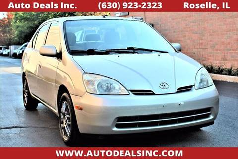 2002 Toyota Prius for sale in Roselle, IL